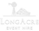 Longacre Event Hire // Rustic Event Hire Specialists
